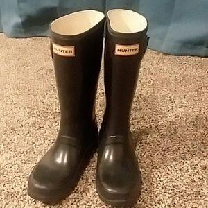 Hunter Rain boots Mid Calf Rise